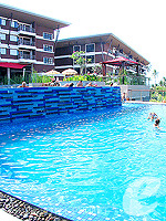 Swimming Pool / Peach Blossom Resort, หาดกะตะ