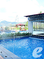 Kids Pool : Peach Blossom Resort, Pool Villa, Phuket