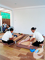 Thai Massage : Peach Blossom Resort, Pool Villa, Phuket