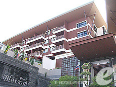 Peach Blossom Resort, USD 50-100, Phuket