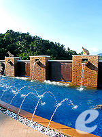 Swimming Pool : Peach Hill Hotel & Resort, Kata Beach, Phuket