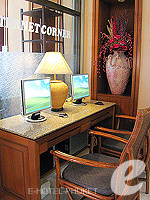 Internet Service : Peach Hill Hotel & Resort, USD 50-100, Phuket