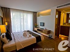 プーケット プールヴィラのホテル : ピーチヒル ホテル&リゾート(1)のお部屋「スーペリア」