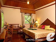 プーケット プールヴィラのホテル : ピーチヒル ホテル&リゾート(1)のお部屋「ヴィラ ジャグジー」