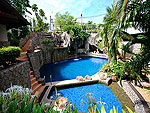 Swimming Pool : Pearl Hotel, Long Stay, Phuket