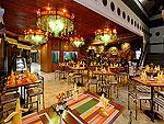 プーケット ロングステイのホテル : パール ホテル 「Restaurant」