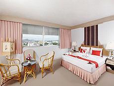 プーケット プーケットタウンのホテル : パール ホテル(1)のお部屋「ジュニア スイート」