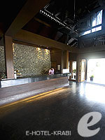 Reception : Phi Phi Banyan Villa, USD 100 to 200, Phuket