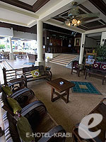 Lobby : Phi Phi Hotel, Family & Group, Phuket