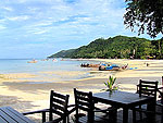 Restaurant : Phi Phi Natural Resort, Beach Front, Phuket