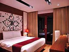 クラビ サービスヴィラのホテル : ピピ ナチュラル リゾート(1)のお部屋「スタンダード」