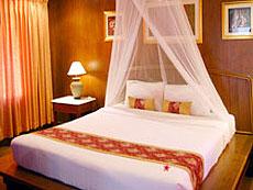 クラビ サービスヴィラのホテル : ピピ ナチュラル リゾート(1)のお部屋「デラックス バンガロー」