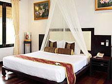 クラビ サービスヴィラのホテル : ピピ ナチュラル リゾート(1)のお部屋「ファミリー バンガロー」