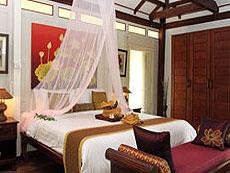 クラビ サービスヴィラのホテル : ピピ ナチュラル リゾート(1)のお部屋「プール ヴィラ 2ベッドルーム」