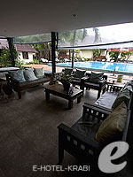 Lobby : Phi Phi Villa Resort, Couple & Honeymoon, Phuket