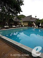 Swimming Pool / Phi Phi Villa Resort, อยู่หน้าหาด