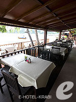 Restaurant / Phi Phi Villa Resort, เกาะพีพี
