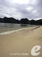 Beach : Phi Phi Villa Resort, Family & Group, Phuket