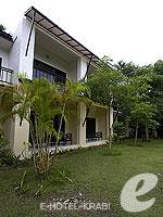 クラビ ピピ島のホテル : ピピ ビラ リゾート(Phi Phi Villa Resort)のデラックス ルームルームの設備 Exterior