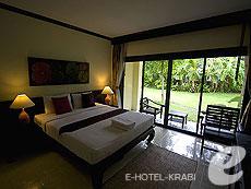 クラビ ピピ島のホテル : ピピ ビラ リゾート(1)のお部屋「デラックス ルーム」