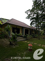クラビ ピピ島のホテル : ピピ ビラ リゾート(Phi Phi Villa Resort)のデラックス ビラルームの設備 Villa