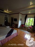 クラビ ピピ島のホテル : ピピ ビラ リゾート(Phi Phi Villa Resort)のラグジュラリー デラックス ビラルームの設備 Room View