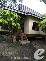 クラビ ピピ島のホテル : ピピ ビラ リゾート(Phi Phi Villa Resort)のラグジュラリー デラックス ビラルームの設備 Entrance