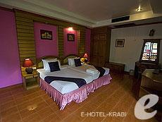 クラビ ピピ島のホテル : ピピ ビラ リゾート(1)のお部屋「ラグジュラリー デラックス ビラ」