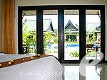 プーケット その他・離島のホテル : プーケット エアポート リゾート & スパ(Phuket Airport Resort & Spa)のスタンダード ヴィラ(ルーム オンリー)ルームの設備 Living Room