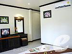 プーケット その他・離島のホテル : プーケット エアポート リゾート & スパ(Phuket Airport Resort & Spa)のスタンダード ヴィラ(ルーム オンリー)ルームの設備 Dinning Area
