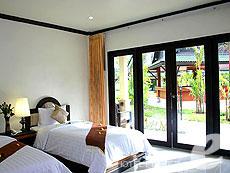 プーケット その他・離島のホテル : プーケット エアポート リゾート & スパ(1)のお部屋「スタンダード ヴィラ(ウィズ ブレックファースト)」