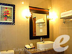 プーケット その他・離島のホテル : プーケット エアポート リゾート & スパ(Phuket Airport Resort & Spa)のファミリー ルーム ルームオンリー(2ベッドルーム)ルームの設備 Bath Room