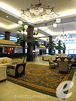 Lobby : Phuket Graceland Resort & Spa, 2 Bedrooms, Phuket