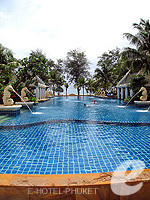 Swimming Pool : Phuket Graceland Resort & Spa, 2 Bedrooms, Phuket