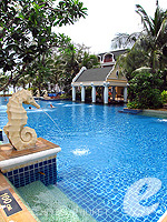 Swimming Pool : Phuket Graceland Resort & Spa, Kids Room, Phuket