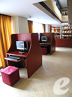 Internet Corner : Phuket Graceland Resort & Spa, with Spa, Phuket