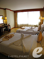 Bedroom : Superior at Phuket Graceland Resort & Spa, USD 50-100, Phuket
