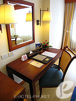Writing Desk : Superior at Phuket Graceland Resort & Spa, USD 50-100, Phuket