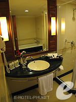 Bathroom : Superior at Phuket Graceland Resort & Spa, USD 50-100, Phuket