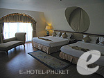 Bedroom : Family Suite (1 Bed Room) at Phuket Graceland Resort & Spa, USD 50-100, Phuket