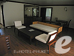 Living Room : Family Suite (1 Bed Room) at Phuket Graceland Resort & Spa, USD 50-100, Phuket