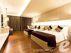 Sunset Grand Deluxe : Phuket Graceland Resort & Spa, USD 50-100, Phuket