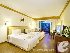 Deluxe Pool View : Phuket Graceland Resort & Spa, USD 50-100, Phuket