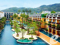 Family Pool View : Phuket Graceland Resort & Spa, USD 50-100, Phuket