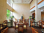 プーケット プーケットタウンのホテル : プーケット メルリン ホテル 「Lobby Lounge」