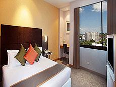 プーケット プーケットタウンのホテル : プーケット メルリン ホテル(1)のお部屋「エグゼクティブ スイート」