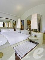 クラビ オーシャンビューのホテル : プーレイ ベイ ア リッツ カールトン リザーブ(Phulay Bay a Ritz-Carlton Reserve)のリゾート パビリオンルームの設備 Room View