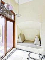 クラビ オーシャンビューのホテル : プーレイ ベイ ア リッツ カールトン リザーブ(Phulay Bay a Ritz-Carlton Reserve)のリゾート パビリオンルームの設備 Bath Room