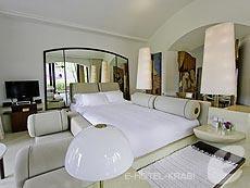 クラビ オーシャンビューのホテル : プーレイ ベイ ア リッツ カールトン リザーブ(1)のお部屋「リゾート パビリオン」