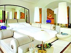 クラビ オーシャンビューのホテル : プーレイ ベイ ア リッツ カールトン リザーブ(1)のお部屋「オーシャン パビリオン」